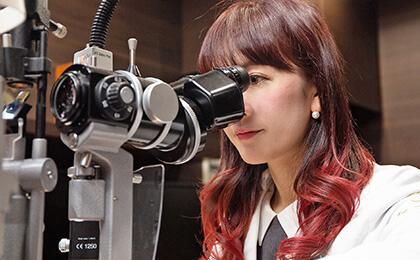 眼のトータルサポートができるクリニック